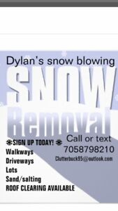 SNOW REMOVAL IN KAWARTHA LAKES