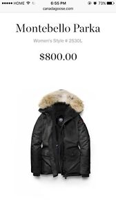 Like new Canada Goose
