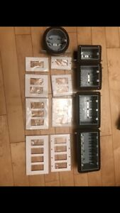 electrical material and LED lights