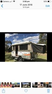 Wanted: Jayco Swan Outback 2012
