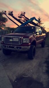 2006 Ford F-350 Lariat 6.0 Diesel Lifted