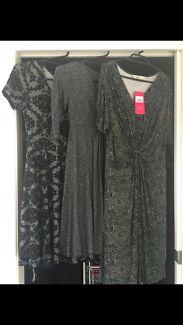 Maternity Dress x 3, size 12/14