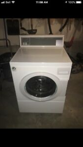 Huebsch front load washer and dryer