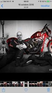 Dragster harley 155 hp