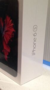 IPHONE 6s 128gb ROGER/FIDO/CHATR NEW NEVER OPENED