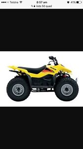Wanted 50 cc Quad bike Armadale Armadale Area Preview