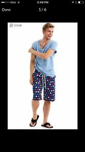 Peter Alexander bright spot sleep shorts Middle Park Brisbane South West Preview