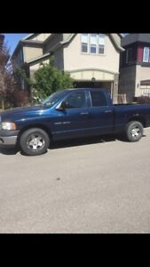2003 Dodge Ram 1500/ 82000Km and no accidents