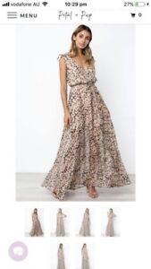 Petal & Pup Maxi Dress *BRAND NEW*