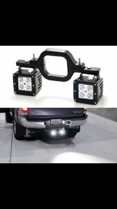 Trailer Hitch Light Kits
