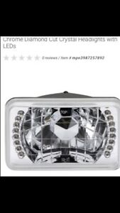 4x6 led head lights