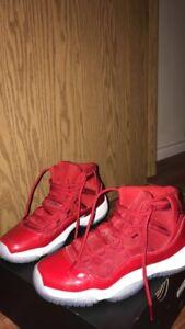 """Jordan 11's """"Win like '96"""" SZ 6Y ($180)"""