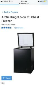 Wanted small  deep freezer