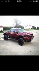 Wanted : 2007.5 and up crew cab short box duramax
