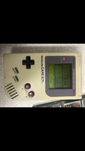 Gameboy comes with Tetris