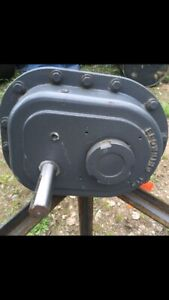NEW PRICE!!!   Browning shaft mount reducers