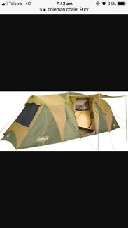 Tent 9 person