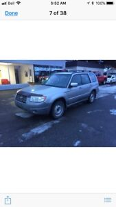 06 forester