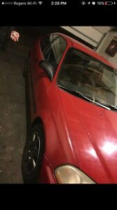 96 Honda Civic Si Single Cam D16