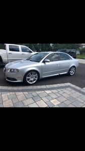 2008 AUDI S4 SHOWROOM CONDITION + MANY UPGRADES