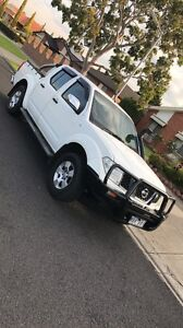 Nissan Navara STX (D40) Keilor Brimbank Area Preview