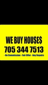 Selling your house? Call us!