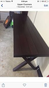 REDUCED TOMORROW ONLY! NEW LONG DESK / TABLE Upper Coomera Gold Coast North Preview