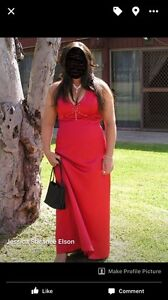 Red formal dress Castlereagh Penrith Area Preview