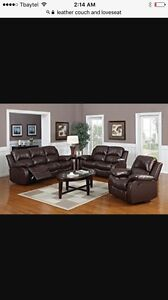 Wanted! High quality couch and love seat.