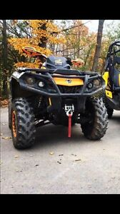 2015 Can Am 800 XTP Outlander
