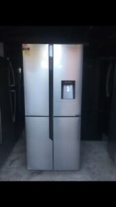 French Door Factory Second 509L Fridge Freezer Free Delivery Guarantee