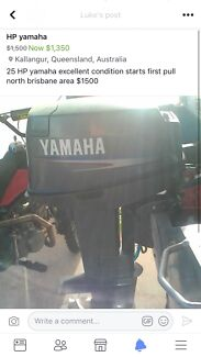 25 hp outboard 2004