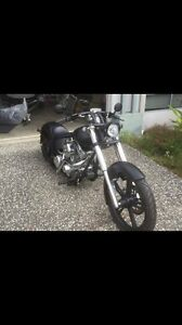 2004 Harley Davidson softail full custom swap vrod or breakout Helensvale Gold Coast North Preview