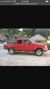 Wanted: 1998 - 2004 Nissan Frontier parts