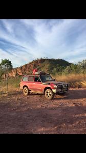 1993 Toyota LandCruiser 80 series Kununurra East Kimberley Area Preview