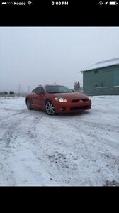 2007 Eclipse GT Low Kms OBO