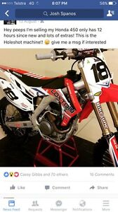 2016 Honda crf450r Renmark Renmark Paringa Preview