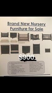 Brand new nursery furniture Morphett Vale Morphett Vale Area Preview