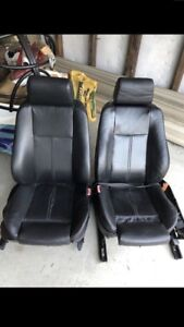 BMW E39 5 series Leather car seats