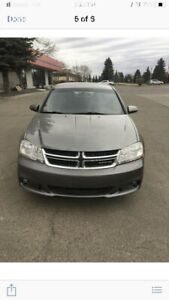 2012 Dodge Avenger SXT only 70,000kms, in great condition