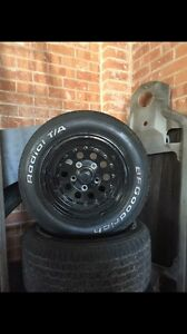 Hq wheels 14x8 14x10 rears New Berrima Bowral Area Preview