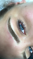 cosmetic tattooing - eyebrow feathering/powdering Surry Hills Inner Sydney Preview