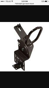 Kolpin gun mount
