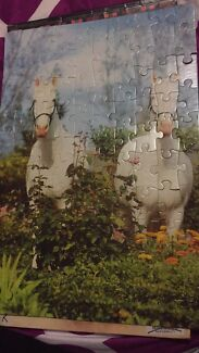Horse Puzzle Launceston 7250 Launceston Area Preview