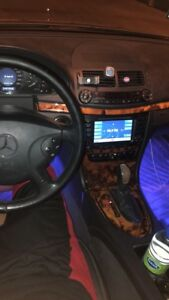 Mercedes E320 4matic Perfect condition and mécanique et body