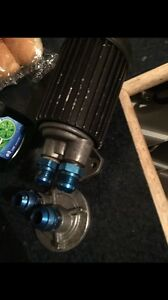 System 1 oil filter kit , chev , ford , v8 , dragcar , speedway Moonah Glenorchy Area Preview