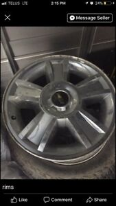 "20""factory Chevy rims"