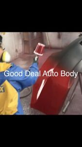 PROFESSIONAL AUTO BODY PAINT JOBS!!