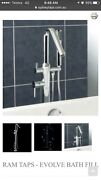 Free Standing Bath filler with hand shower Wangara Wanneroo Area Preview
