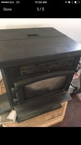 Pellet stove -2 available